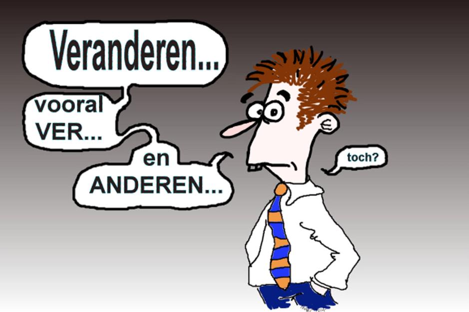 Veranderen humor @ Belgercoaching