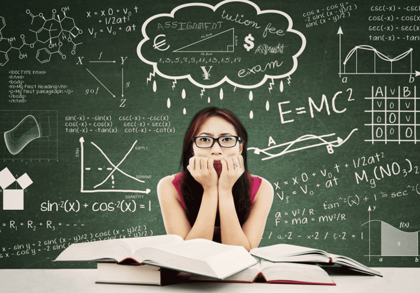 BelgerCoaching Blog Examenstress