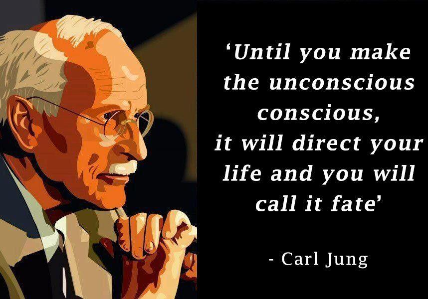 Quote Car Jung Bewustzijn BelgerCoaching